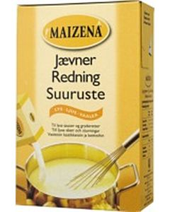 MAIZENA VAALEA SUURUS 250G GLUTEENITON