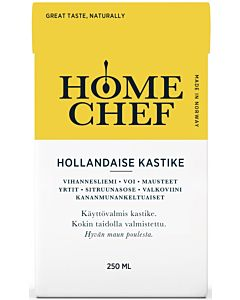 HOME CHEF HOLLANDAISEKASTIKE 250ML