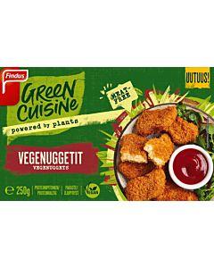 GREEN CUISINE VEGENUGGETIT 250G