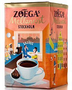 ZOEGAS STOCKHOLM SUODATINKAHVI KESKIPAAHTO 450G