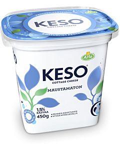 ARLA KESO MAUSTAMATON RAEJUUSTO 1,5% 450G