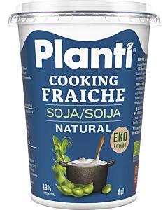 PLANTI LUOMU COOKING FRAICHE MAUSTAMATON 4DL