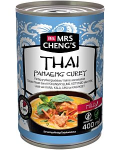 MRS CHENG'S THAI PANAENG CURRY ATERIAKASTIKE 400ML LAKTOOSITON