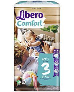 LIBERO COMFORT TEIPPIVAIPPA KOKO 3 (5-9 KG) 60KPL
