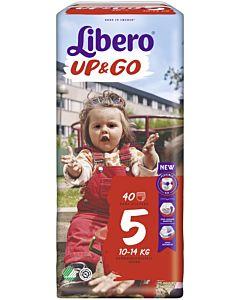 LIBERO UP&GO HOUSUVAIPPA KOKO 5 (10-14 KG) 40KPL