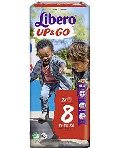 LIBERO UP&GO HOUSUVAIPPA KOKO 8 (19-30 KG) 28KPL