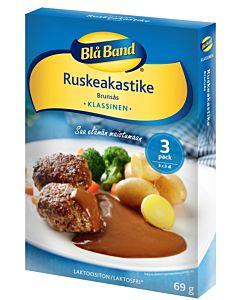 BLÅ BAND RUSKEAKASTIKE SÄÄSTÖPAKKAUS 3X23G