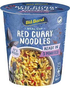 BLÅ BAND RED CURRY NUUDELIATERIA 64G