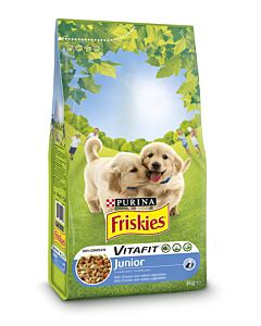FRISKIES JUNIOR KOIRALLE 3KG