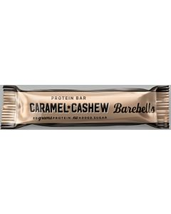 BAREBELLS PROTEIINIPATUKKA CASHEW-CARAMEL 55G