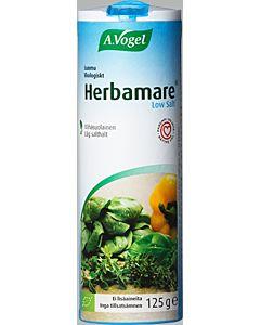 HERBAMARE LUOMU LOW SALT YRTTISUOLA 125G