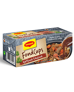 MAGGI FOND CUPS LIHAFONDI 96G