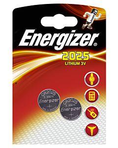 ENERGIZER LITHIUM CR2025 PARISTO 2KPL