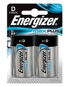 ENERGIZER MAX PLUS D PARISTO 2KPL