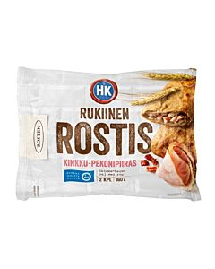 HK RUKIINEN ROSTIS KINKKU-PEKONI 160G