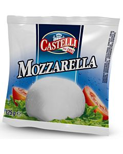 CASTELLI MOZZARELLA 125G