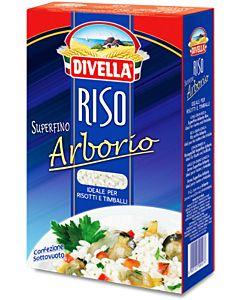 DIVELLA 1KG RISO ARBORIO RIISI