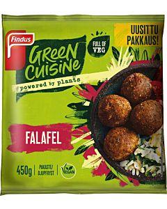 PAKASTE FINDUS GREEN CUISINE FALAFEL 450G