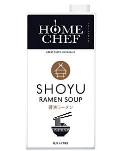 HOME CHEF RAMEN-LIEMI SHOYU 500ML