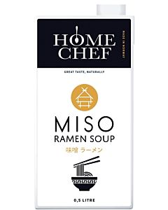 HOME CHEF RAMEN-LIEMI MISO 500ML