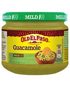 OLD EL PASO GUACAMOLE SALSA  320G