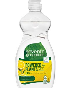 SEVENTH GENERATION FRESH CITRUS & GINGER ASTIANPESUAINE 500ML