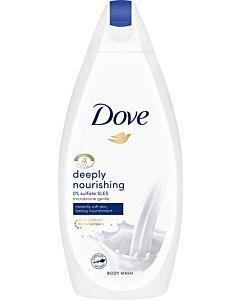 DOVE DEEPLY NOURISHING SHOWER GEL 450ML