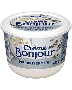 CREME BONJOUR CUISINE FRAICHE PIPPURISEKOITUS 13% 240G
