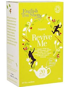 ENGLISH TEA SHOP LUOMUTEE REVIVE ME 20PSS/ 30G