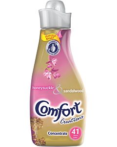 COMFORT CREATIONS HONEYSUCLE &SANDALWOOD HUUHTELUAINE 750ML