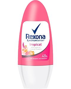 REXONA GIRL TROPICAL POWER ROLL-ON 50ML