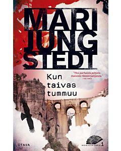 JUNGSTEDT MARI: KUN TAIVAS TUMMUU