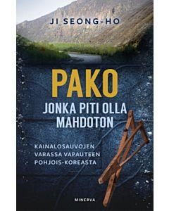 SEONG-HO JI: PAKO JONKA PITI OLLA MAHDOTON
