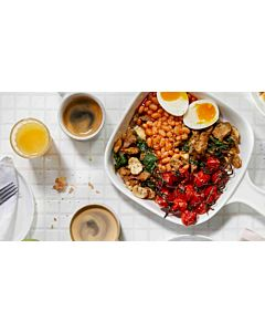Resepti - Aamiaispannu