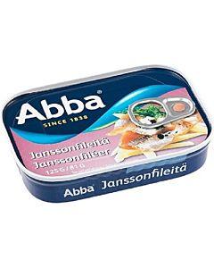 ABBA JANSSONFILEE 125/81G