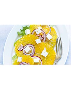 Resepti-Appelsiini-sipulisalaatti