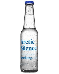 ARCTIC SILENCE SPARKLING WATER 0.33L