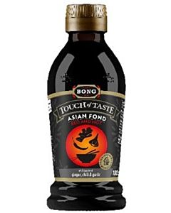 TOUCH OF TASTE ASIAN RED AND HOT FONDI 180ML