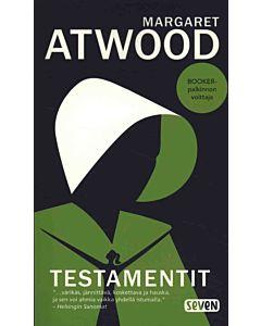 ATWOOD MARGARET: TESTAMENTIT