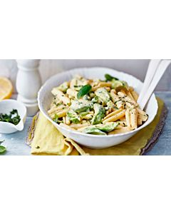 Resepti - Avokado-sitruunapasta
