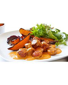 Resepti-Bataatteja ja chorizokastiketta