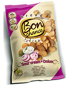 BON CHANCE RUISSIPSI SOUR CREAM & ONION 120G