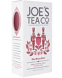 JOE'S TEA TEE BERRY BEST JOE'S TEA LUOMU 30G