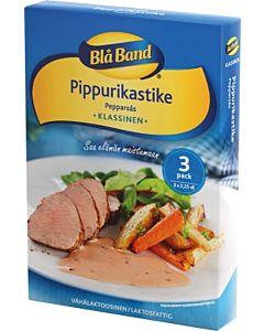 BLÅ BAND PIPPURI KASTIKEAINES 3X28G