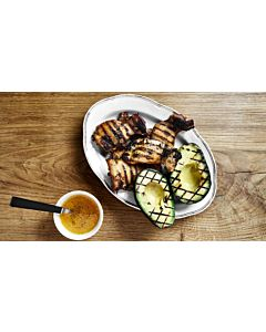 Resepti-Grillattuja kananpojan paistileikkeitä