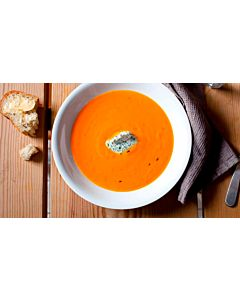 Resepti-Chili-porkkanasosekeitto