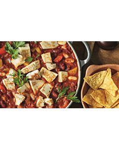 Resepti-Chili Con Queso