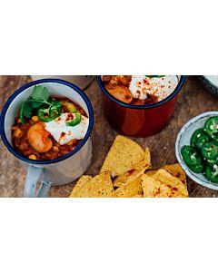 Resepti-Chili sin carne