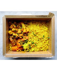 EPIC FOODS COCONUT CURRY 350G