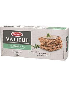 KANTOLAN VALITUT JYVÄNÄKKÄRI YRTTI&MERISUOLA 190G